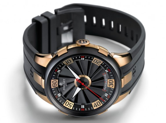 Perrelet Turbine XL gold