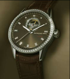Raymond Weil Announced the Official Watch of the 2008 BRIT Awards