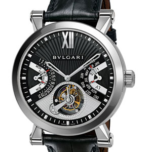 New Bulgari Sotirio Tourbillon Perpetual Calendar Automatic Watch