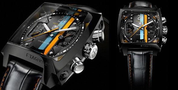 Tag Heuer Monaco 24 Chronograph watch