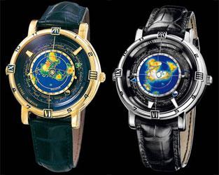 Weird watches - Tellurium Johannes Kepler Timepiece