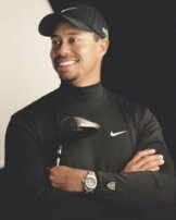 Tag Heuer and Tiger Woods - Timekeeping For Professional Golfers