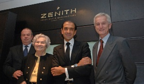 Zenith Meets the Company's Founder Descendants