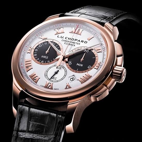 Chopard presented L.U.C. Chrono One at Baselworld 2011