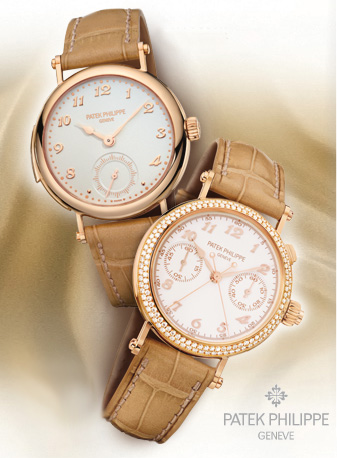 Patek Philippe Ladies wrist watch 2011 - Grand Complication Collection (ref. 7000 and 7059)