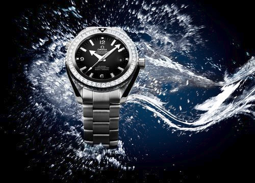 Seamaster Planet Ocean 42.00 mm, calibre 8500