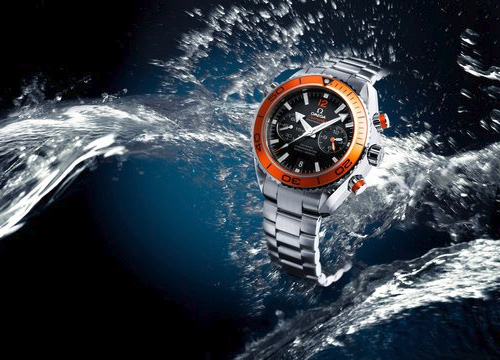 Seamaster Planet Ocean 45.50 mm Chronograph, calibre 9300
