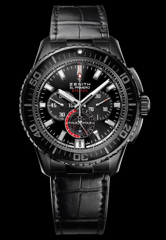 Zenith El-Primero Stratos Flyback Watches - Brand in Zenith