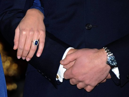 kate and prince william wedding date. Prince William#39;s Wedding Watch
