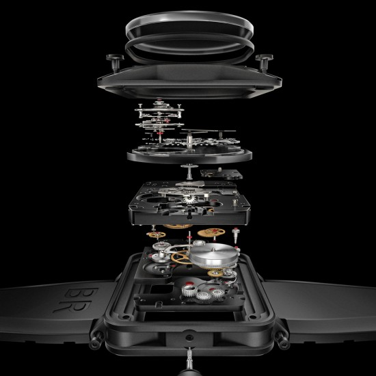 The Bell & Ross BR Minuteur Tourbillon Limited Edition