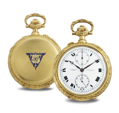 Vacheron Constantin Grand Complication pocket watch at Christie's auction