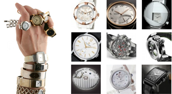 Top watch companies in the world