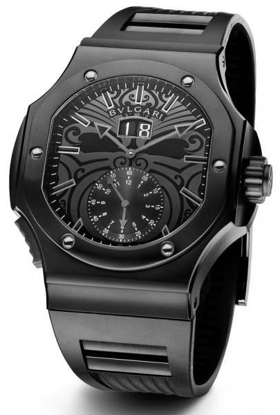 BVLGARI Chronosprint Endurer All Blacks Watch