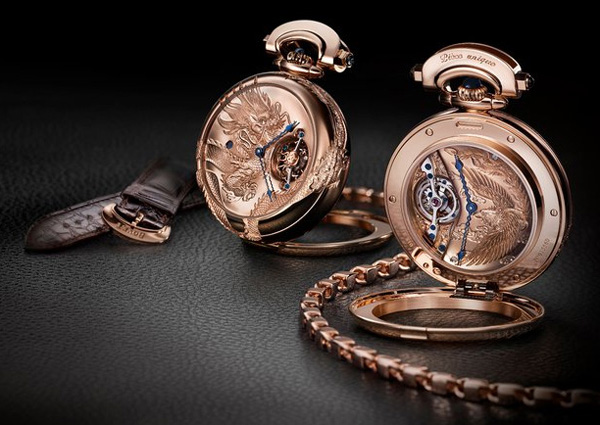Bovet 7-Day Tourbillon watch for Only Watch 2011