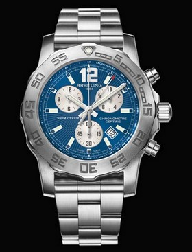 Breitling Colt Chronograph II  - watch model 2011