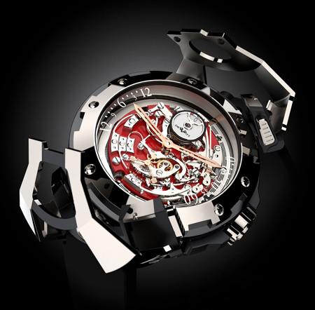 DeWitt Concept Watch No. 3  X-Watch - Only watch 2011