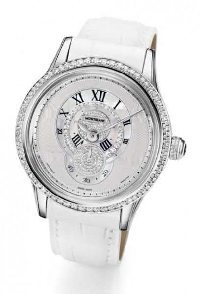 Montblanc Diamond Watch - Haute Joaillerie White Nights