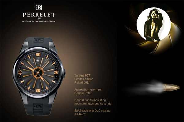 Perrelet Turbine 007 watch