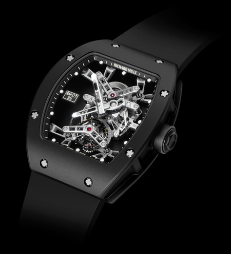 Richard Mille RM 027 Tourbilon - Only Watch 2011