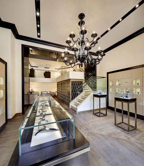 Vacheron Constantin boutique in U.S. New York