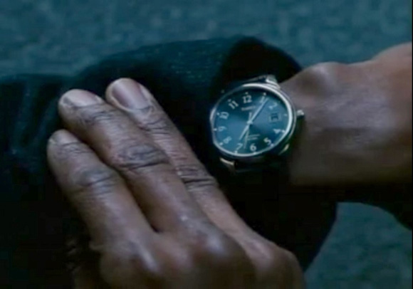 Watches in Movies: Adjustment Bureau - Timex Indiglo