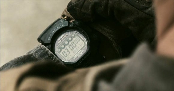 Watches in Movies: Battle-Los-Angeles-Casio-gshock-watch-1