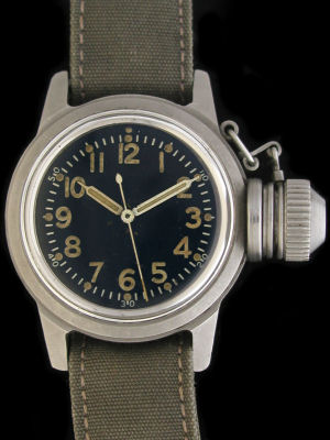 Elgin Vintage U.S. Navy Watch (1950)