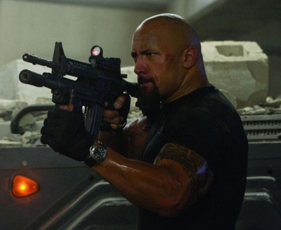 Watches in movies: Fast 5 - Panerai PAM204