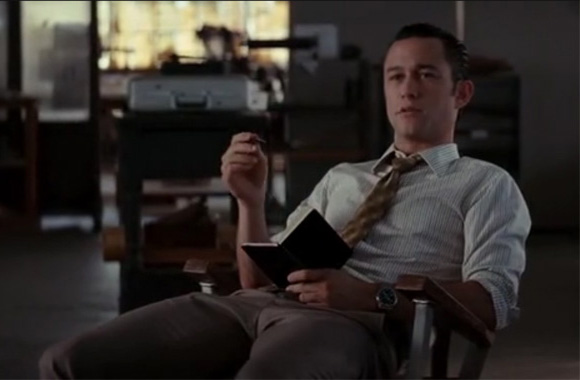 Watches in Movies: Inception - IWC Pilot watch