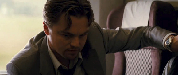 Watches in Movies: Inception - Tag Heuer