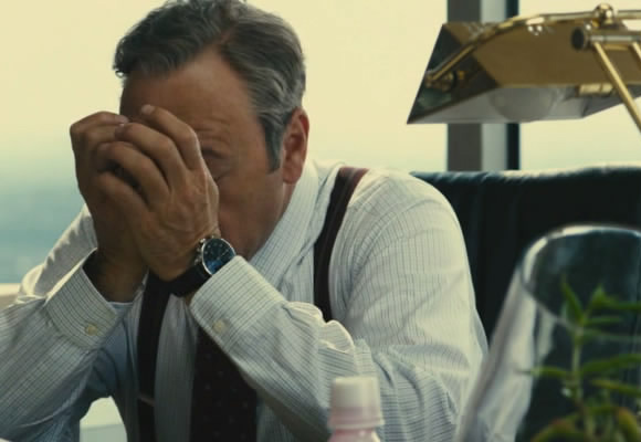 Watches in Movies: Margin Call - IWC Portofino