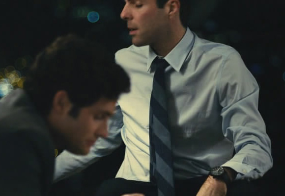 Watches in Movies: Margin Call - Porsche Design Dashboard P6612