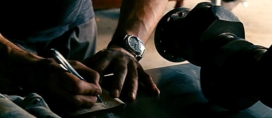 Watches in Movies: Mechanic Panerai PAM204