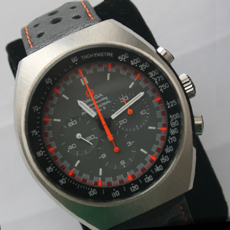 Omega Speedmaster Mark II Racing (1960's)
