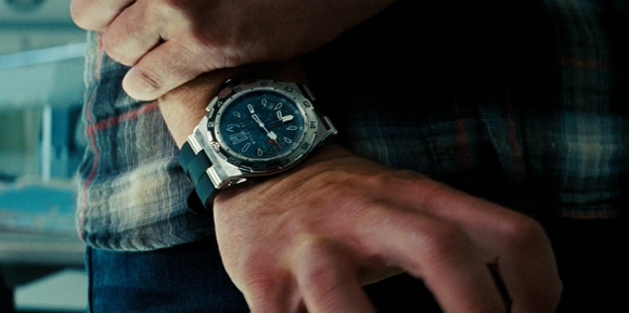 Watches in movies: Transformers 3 - Bulgari-X Pro