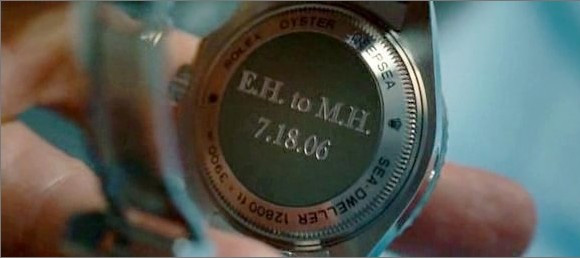 Watches in Movies: Unknown - Rolex DSSD