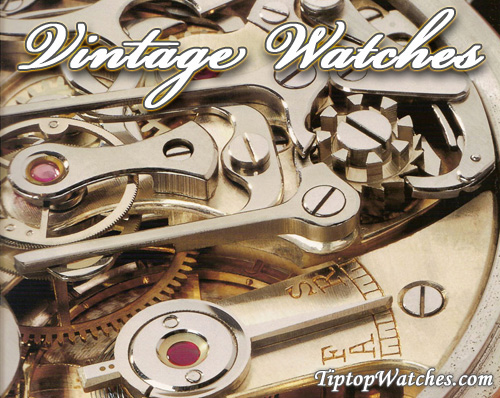 5 Cool Vintage Watches