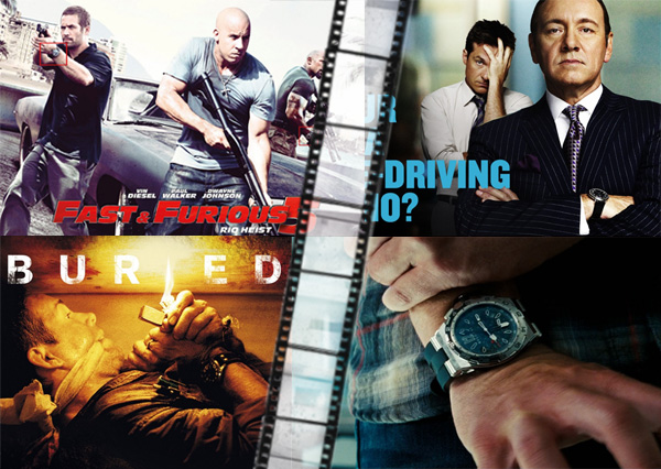 Watches in Movies collection 4