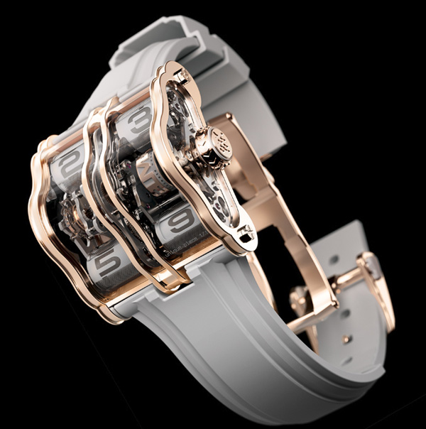 Meet the new 2LMX Ultimate Horology Watch
