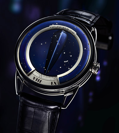 DeBethune watch for Only Watch 2011