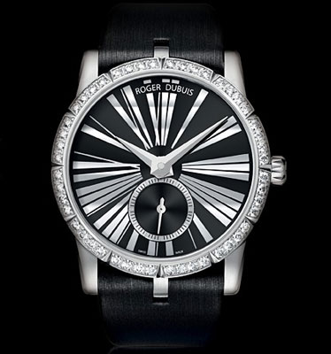 Lady Watch of the Year 2011 - Roger Dubuis Excalibur Lady Watch