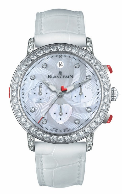 Blancpain Saint-Valentine 2012 Watch - Chronographe Flyback