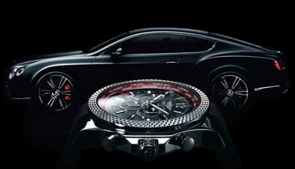 Breitling Bentley GMT V8