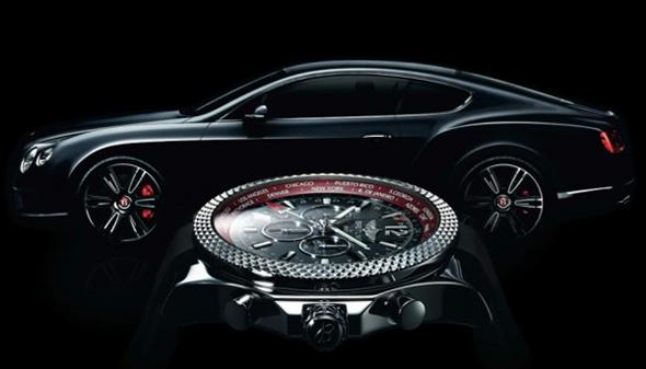 Breitling Bentley GMT V8