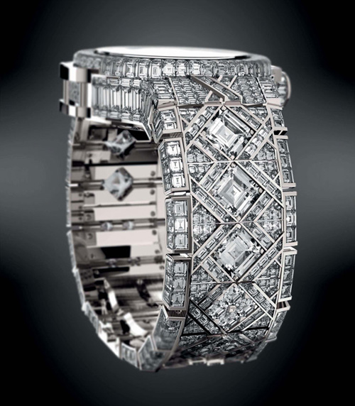 Hublot 5 Million Dollar Watch at Baselworld 2012