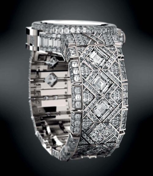 Hublot 5 Million Dollar Watch at Baselworld 2012