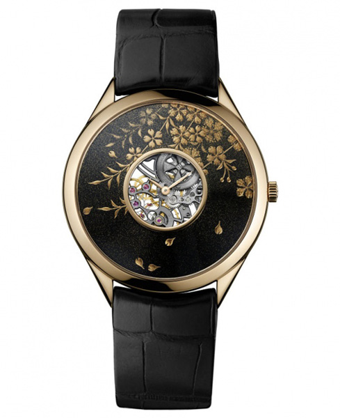 Vacheron Constantins Hanami watch