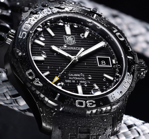 TAG-Heuer-Ceramic-Aquaracer-500M-Black