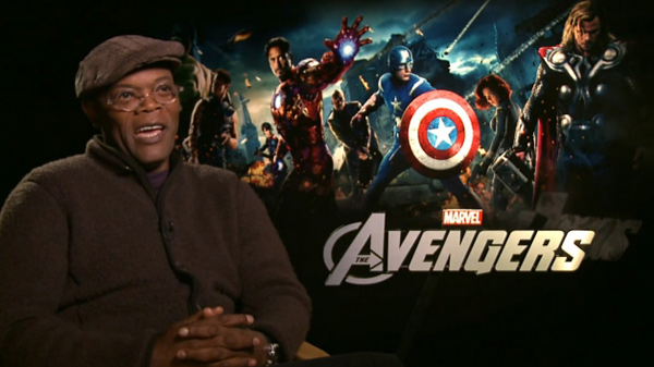 Watch in Movies: Samuel L. Jackson with Piaget Polo in The Avengers