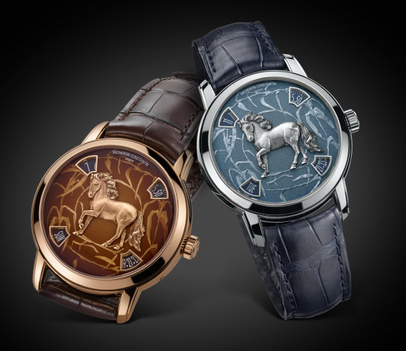 Special edition watches for Year of the Horse 2014
